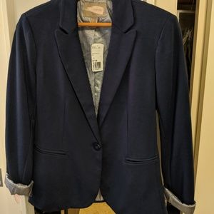 Forever21 navy blazer